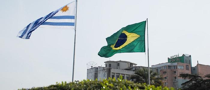 Português é tão falado como o espanhol na fronteira do Uruguai com o Brasil