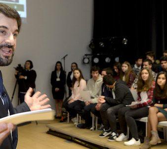 O ministro da Educação, Tiago Brandão Rodrigues, FERNANDO VELUDO / LUSA