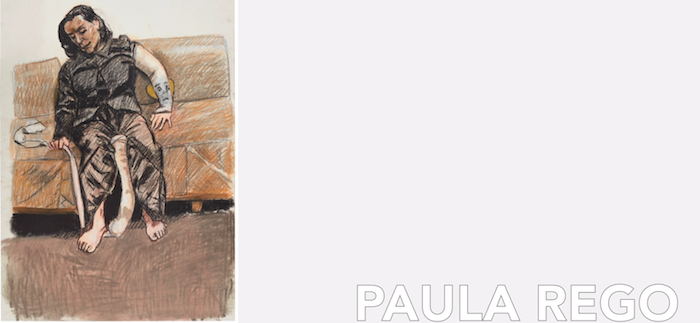"""exposição  de Paula Rego """"Série da Depressão"""""""