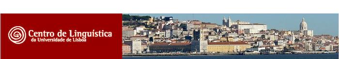 Centro de Linguística da Universidade de Lisboa (CLUL)