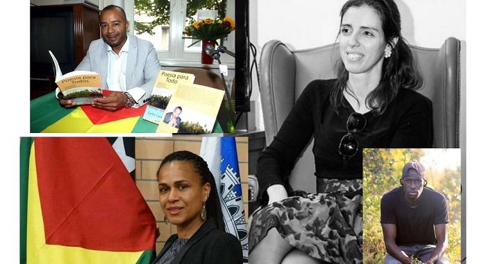 Escritores de Portugal, São Tomé e Guiné-Bissau participam no Salão do Livro no Luxemburgo