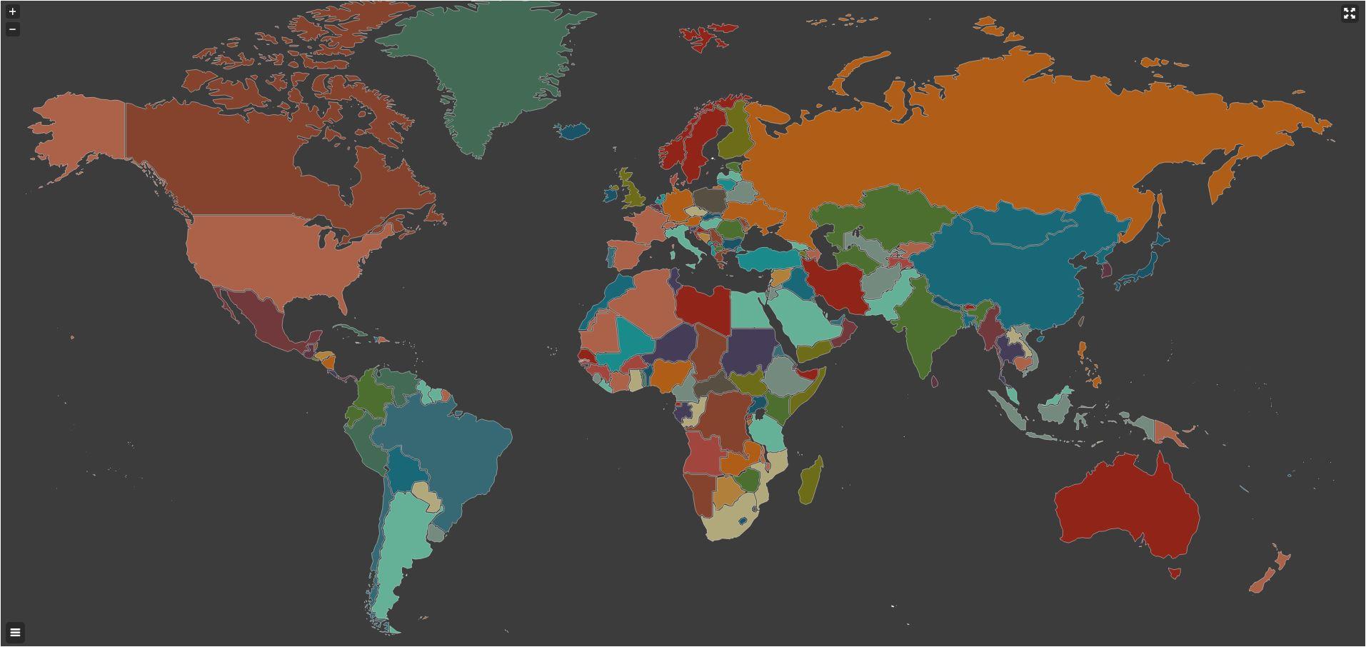 mapa linguas