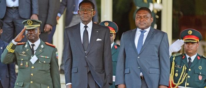 Moçambique e Guiné Equatorial assinam acordos para dinamizar cooperação