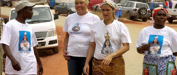 Cerca de 3.000 peregrinos esperados para a Páscoa no santuário angolano da Muxima