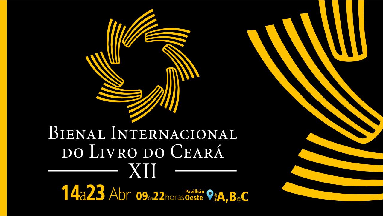 Toni Tcheka na XII Bienal do Livro do Ceará