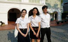 """""""Língua bonita"""" com sotaque do Brasil leva tailandeses à sala de aula"""