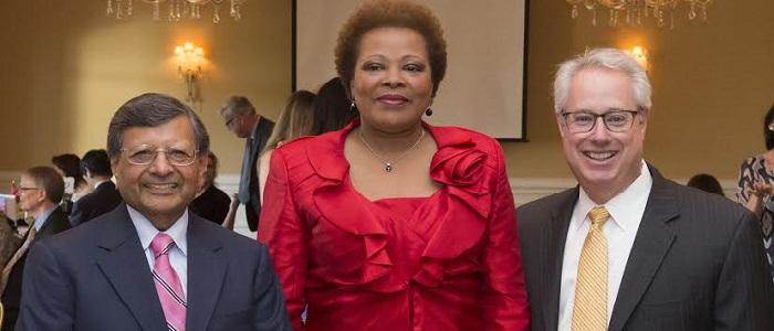 Secretária Executiva da CPLP recebe «Prémio de Serviço Público Global» nos EUA