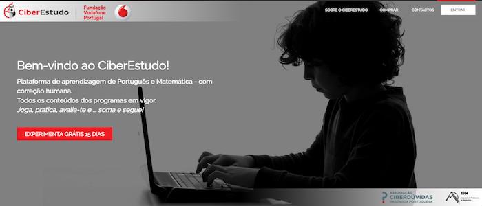 CiberEstudo, uma plataforma digital já disponível