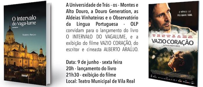 "OLP convida para lançamento de ""O Intervalo do Vagalume"