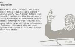 Poesia em concerto: Três epopeias brasileiras