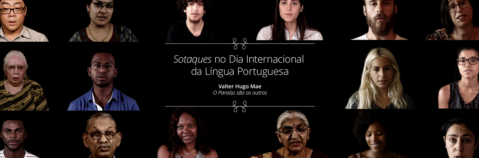 Porto Editora elogia a diversidade dos sotaques no Dia da Língua Portuguesa