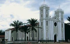 Igreja centenária construída na cidade angolana de Malanje elevada a património