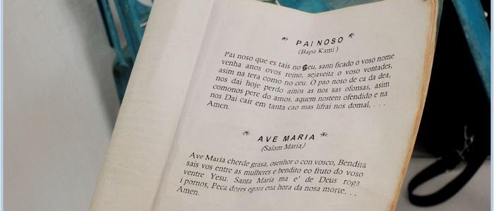 Em Larantuca reza-se, há mais de dois séculos, o terço em língua portuguesa