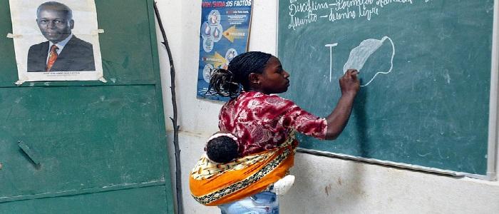 Angola ensaia modelo de ensino superior à distância