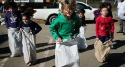 Crianças da escola do Susão. Valongo, 19 de fevereiro de 2016. ESTELA SILVA/LUSA