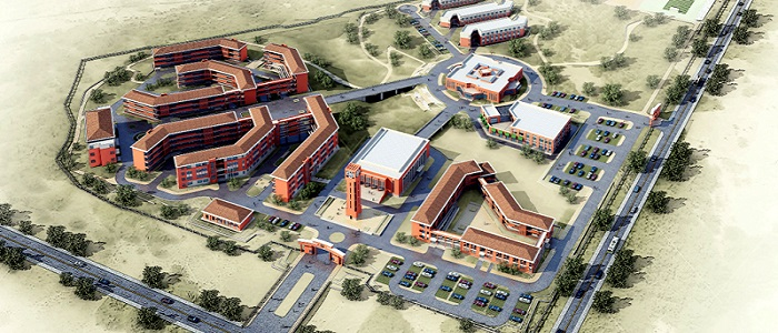 Novo campus da Universidade de Cabo Verde com capacidade para 5 mil alunos