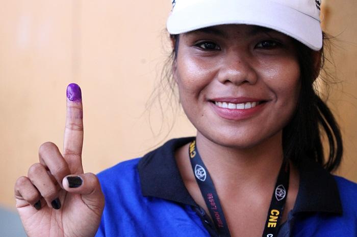 """Timor-Leste/Eleições: Ato eleitoral mostra que país é """"exemplo"""" para o mundo"""