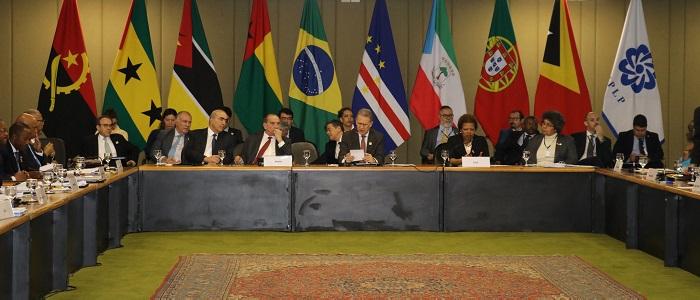 CPLP CONCEDE ESTATUTO DE OBSERVADOR CONSULTIVO À AGLP