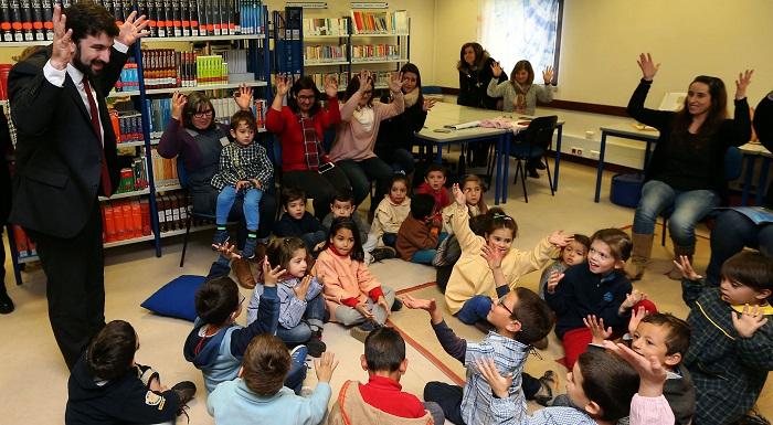 Promoção, valorização e ensino da língua gestual portuguesa
