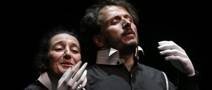 """Ensaio de imprensa da peça """"Adoecer"""" a partir do romance de Hélia Correia"""