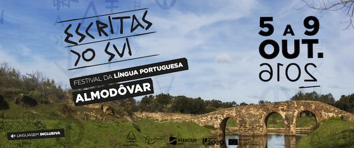 Festival celebra língua portuguesa entre sexta-feira e domingo em Almodôvar