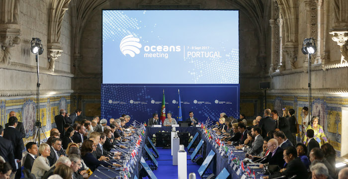 Oceanos mobilizam mais de 50 países em fórum que começa hoje em Lisboa