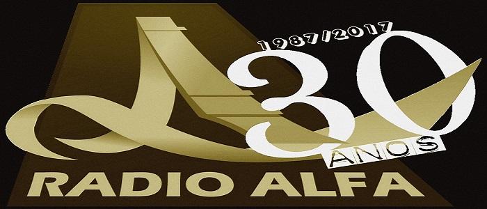 "Parabéns ""Rádio Alfa"""