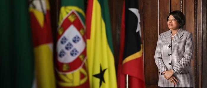 Entrevista: secretária-executiva da CPLP, Maria do Carmo Silveira