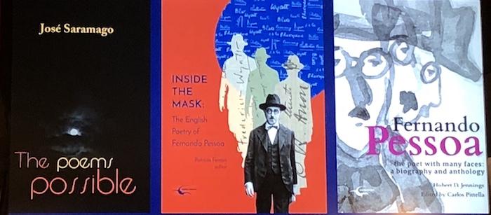 lançamento de três livros publicados pela Gávea-Brown