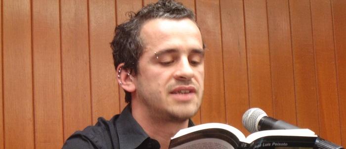 José Luís Peixoto traduzido para crioulo pela primeira vez