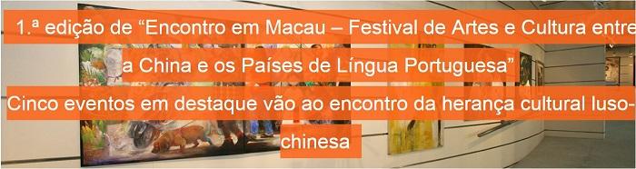 Mostra com seis exposições junta obras de 27 artistas lusófonos e da China em Macau (C/AUDIO)