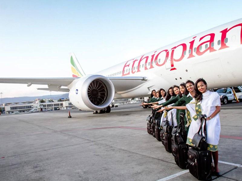 Ethiopian Airlines começa a operar em Moçambique dentro de dois meses
