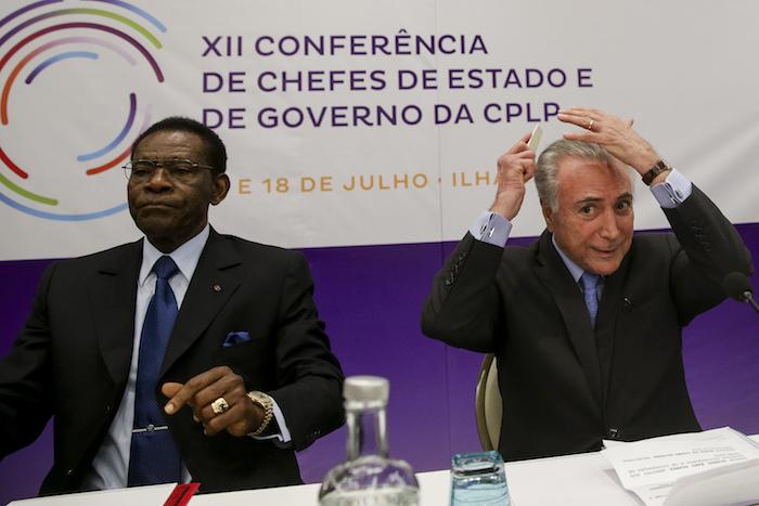 PR brasileiro diz que África é prioridade para o Brasil