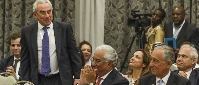 Secretário executivo da CPLP presente na posse do novo Presidente do Brasil