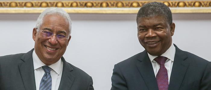 Angola/PM: Jornal de Angola destaca em editorial a nova era nas relações com Portugal