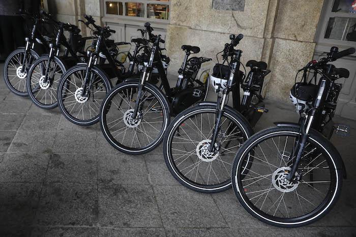 Bicicletas para estudantes, docentes e funcionários