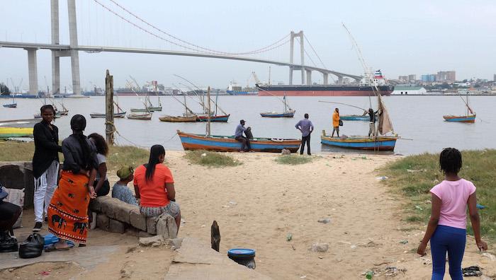 Maior ponte suspensa de África vai ser inaugurada no sábado em Maputo