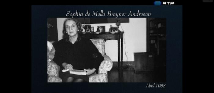 """Sophia de Mello Breyner Andresen, """"O Nome das Coisas"""""""
