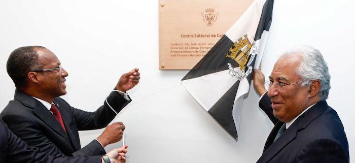 Inauguração de Centro Cultural de Cabo Verde em Lisboa