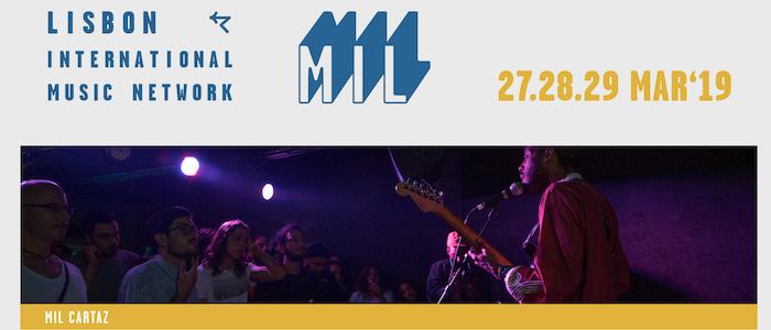 Festival MIL de nova música portuguesa e lusófona já tem data para 2019