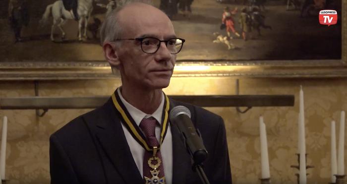 Ordem do Mérito para Professores José Manuel da Costa Esteves e Ana Margarida Minhóis Paixão
