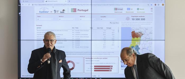 Agência Lusa disponibiliza plataforma para análise de dados estatísticos