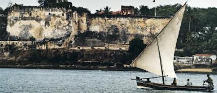 REPORTAGEM: Mar ameaça herança de Vasco da Gama no Quénia