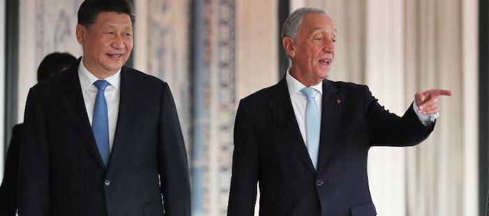 Comentário: China e Portugal abrem nova página para a relação bilateral
