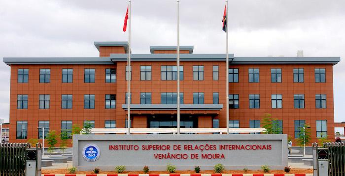 China entrega a Angola Instituto Superior de Relações Exteriores orçado em 22 milhões de euros