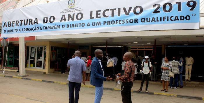 Luanda com mais de 141 mil alunos para o ano letivo de 2019