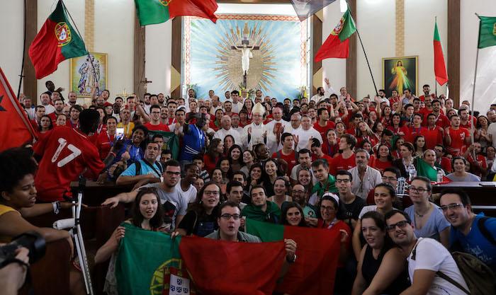 Português falado em todo o mundo pesou na decisão da escolha de Lisboa para Jornadas da Juventude