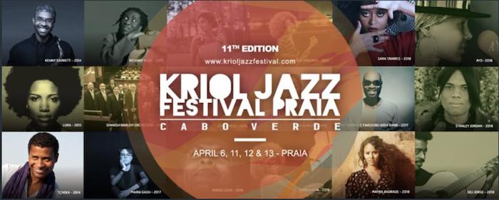 Kriol Jazz Festival em Cabo Verde com forte aposta em artistas lusófonos