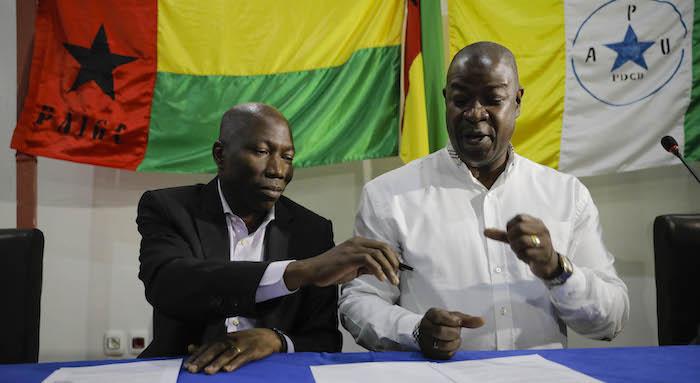 Guiné-Bissau/eleições: PAIGC e APU/PDGB celebram acordo de incidência parlamentar