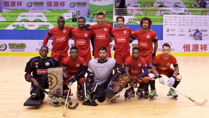 Angola faz história no Africano de Hóquei em Patins ao golear Egito por 30-0